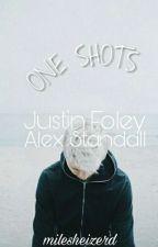 Justin & Alex (13RW) One Shots by svtfanboi
