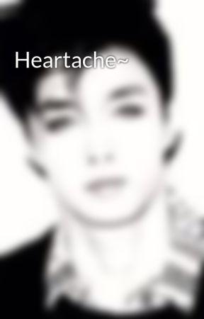 Heartache~ by syafiqdans96