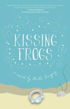 Kissing Frogs - A Tropical Fairytale by alishasevigny