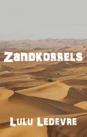 Zandkorrels by LuluLedevre