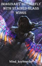 imaginary butterfly with stained glass wings (G) від blind_keyboarder_ua