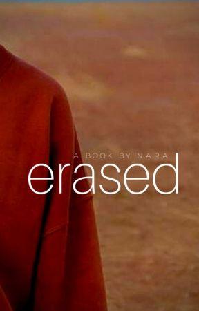 Erased | Jimin x Reader by sunflwwer