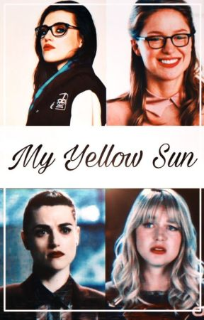 My Yellow Sun; Supercorp. by lutthors