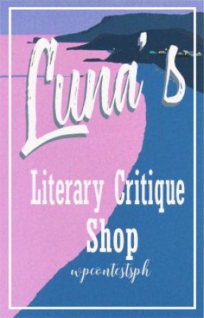Luna's Literary Critique Shop by wpcontestsph