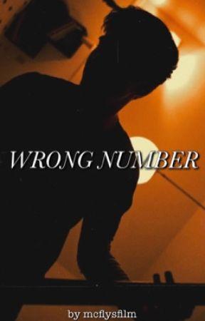 Wrong Number; Calum Hood. ✓ by cvshtonx