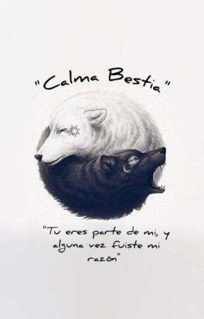 """Calmando a la Bestia"" by Evangelinne9"
