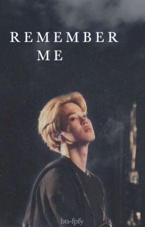 Remember me | BTS Jimin x Reader (german) by bts-fpfy