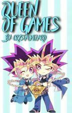 The Queen of Games by CrystalMizaro