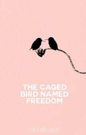 The Caged Bird Named Freedom by TheStarryAbove
