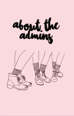 about the admins by lesbiancommunity