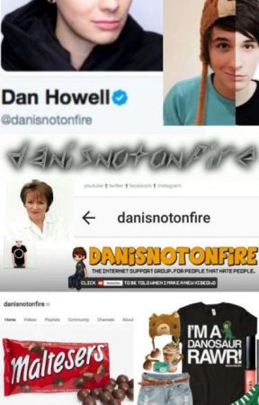 a daniel howell oneshot by yayyphan