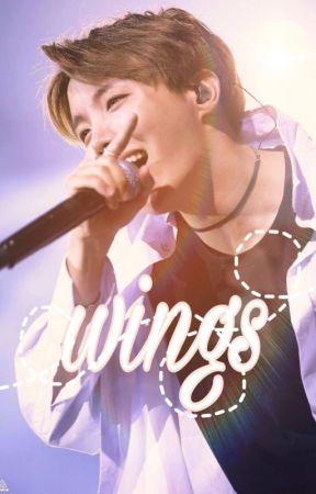 wings    Jung Hoseok by _leeseok
