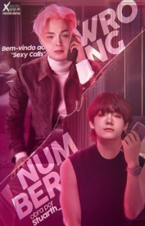 Wrong Number ✉︎ Vmin by sucidejimin