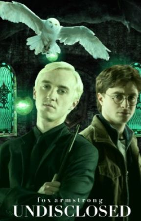 undisclosed ; drarry [✔️] by mikeijuana