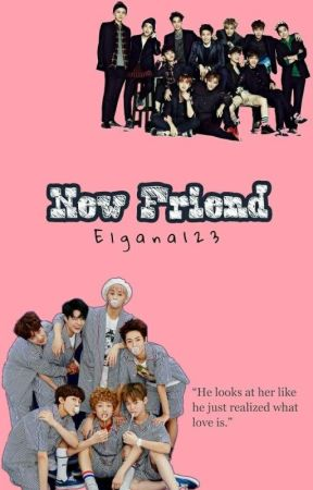 New Friend• Nct dream Ft Exo  by Elgana123