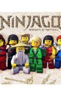 A ninja from where? Ninjago reader x Lloyd cover