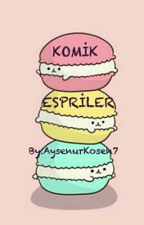 Komik Espriler by AysenurKosen7