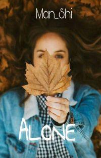 Alone ✔ cover