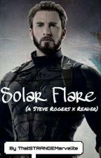 Solar Flare ( a Captain America X reader) On Hold! by ThatSTRANGEMarvelite