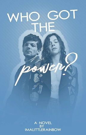 Who got the power? (l.s) by im_a_little_rainbow