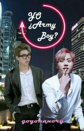 Yo army boy ??? (Actualizaciones leeeentass) by gogohanory