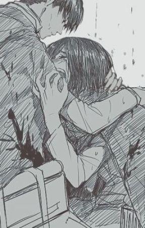 Strange - {Shingeki no Kyojin Fanfic} by AureliaLupei