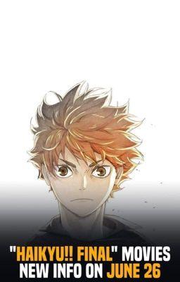 |Manga V-Trans| Haikyu!! 'Extra chapters'