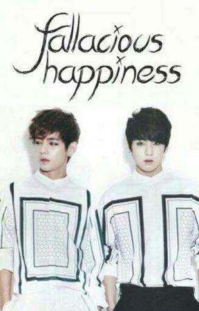 Fallacious Happiness (VKook) by Quad_JRMV