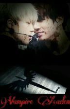 Vampire Academy ~ Jikook by the_drawing_cookie
