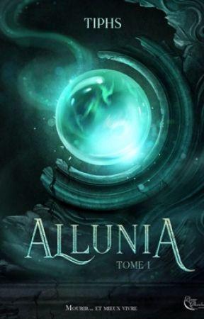 Allunia (extrait) - Parution le 6.04.2021 by Tiphs_