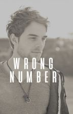 Wrong Number • {Nathaniel Buzolic} by -lovethevoid