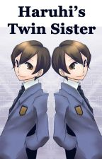 Haruhi's Twin Sister by BL00DSH0Teyes