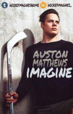 Auston Matthews Imagine by HockeyImagines_