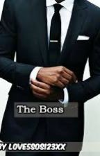 The Boss by Halayna123x