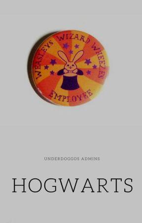 hogwarts | admins by underdoggos