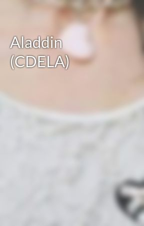Aladdin (CDELA) by amandadidyouknow