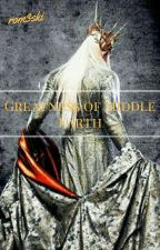 Greatness of Middle Earth by rog3ski