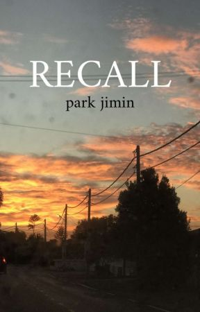 recall ; park jimin by xvijim