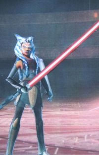 Ahsoka; Mightiest Force Wielder (Book 1: The Rise) cover