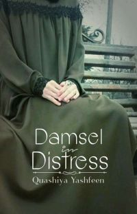 Damsel In Distress (A Wattpad Featured Book✓) cover