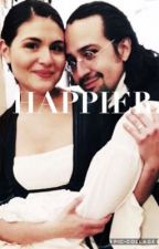 Happier. A Lippa Story by writingislifeblood