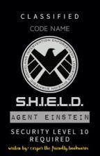 Agent Einstein by the_irish_hufflepuff