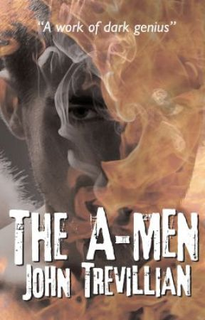 The A-Men: dark and gritty dystopian sci-fi by Trevillian