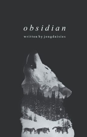 Obsidian ㅡ twilight saga by jongdaisies