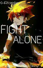Fight Alone (khr fanfic) by HaiironoSky
