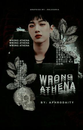 Wrong Athena by aphrodaity