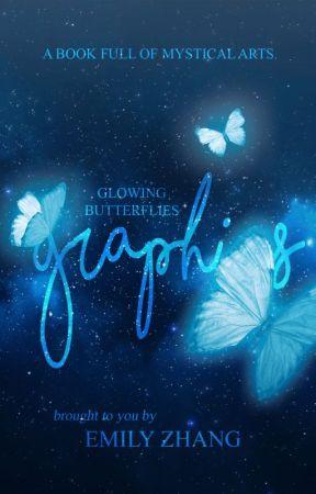 Glowing Butterflies Graphics | CFCU by zero-infinity