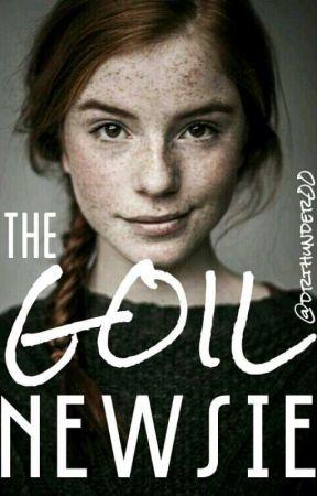The Goil Newsie (A Newsie Fanfiction) by drthunder00