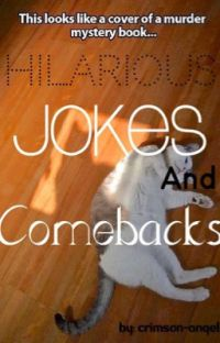 Hilarious Jokes And Comebacks ✔️ cover