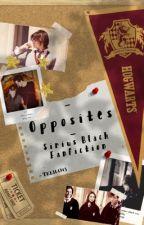 Opposites | Sirius Black by telilo13